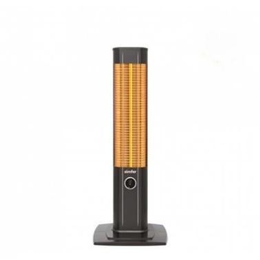 Simfer S 1860 WTB Kule Tipi Uzaktan Kumandalı Craft Dikey Isıtıcı Renkli